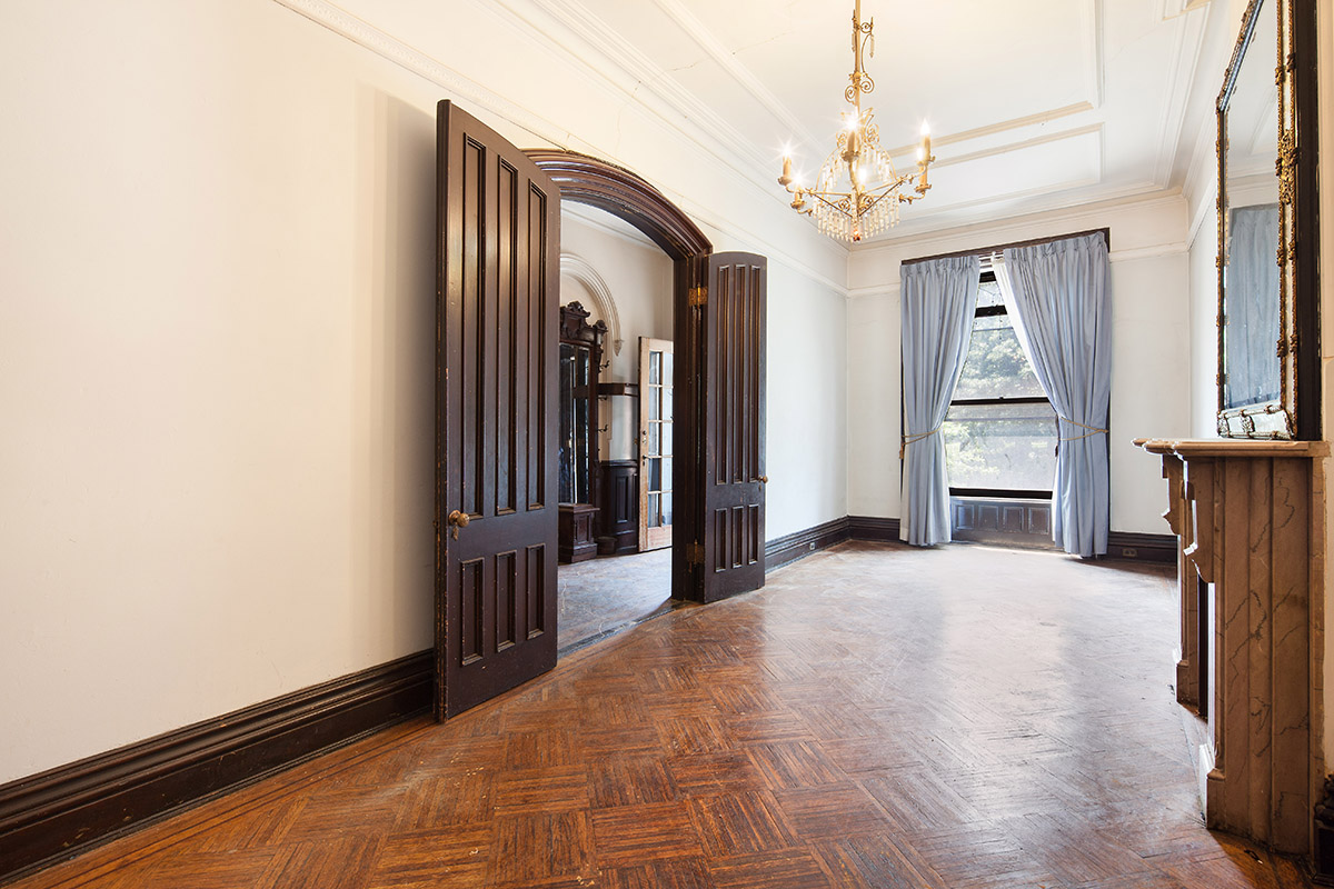 Turn Of The Century Clinton Hill Brownstone Listed For 3m Is Not