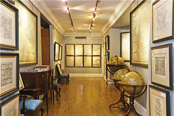 Map Out Your New Home Or Art Gallery In This M Upper East Side - Central park on east 72nd street
