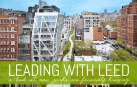 Green Living, NYC sustainable architecture, NYC green buildings