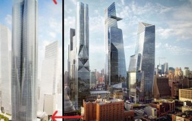 15 Hudson Yards Old New, diller scott renfro