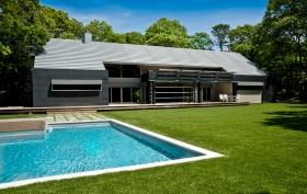 Mojo Stumer, East Hampton Residence, Hamptons architecture, modern beach houses