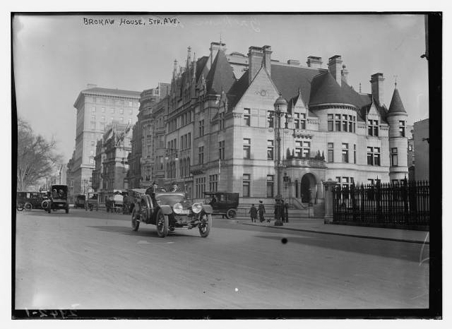 Brokaw House-Fifth Avenue-NYC
