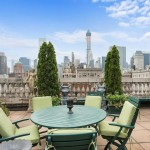 655 Park Avenue PH9E, Michael and Marilyn Fedak, huge rooftop terrace