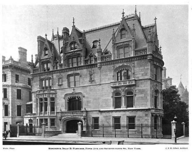 Henry F. Sinclair House-Ukranian Institute of America-5th Avenue-NYC