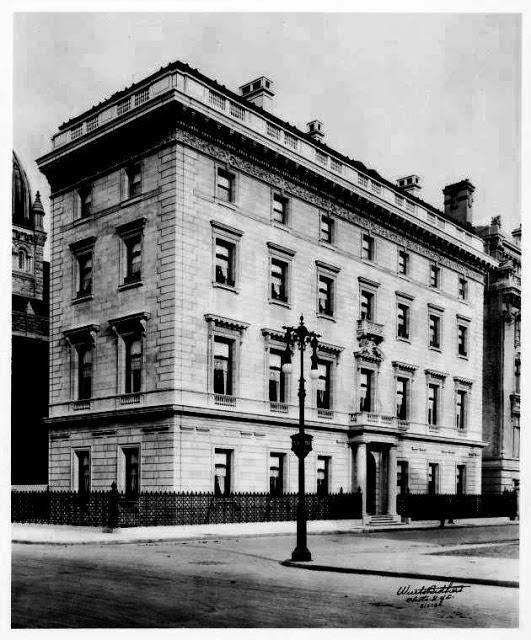 Edward S. and Mary Stillman Harkness House