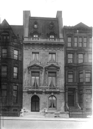R. Livingston Beekman Mansion-5th Avenue-NYC