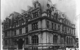 John Jacob Astor House, Mrs. Caroline Astor-NYC 5th avenue mansions, Manhattan's Gold Coast, Gilded Age Mansions, manhattan mansions, John Jacob Astor House-.840 Fifth Avenue- Mrs. Caroline Astor-NYC