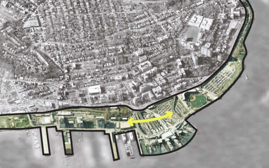 The Energetic City, Design Trust for Public Space, Staten Island Arts, North Shore