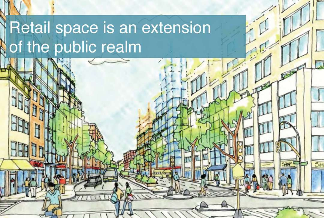 New York City Department of Housing, Preservation & Development, Design Guidelines for Neighborhood Retail, Design Trust for Public Space, The Energetic City