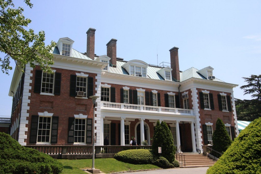 The Frick Estate, now the Nassau County Museum of Art