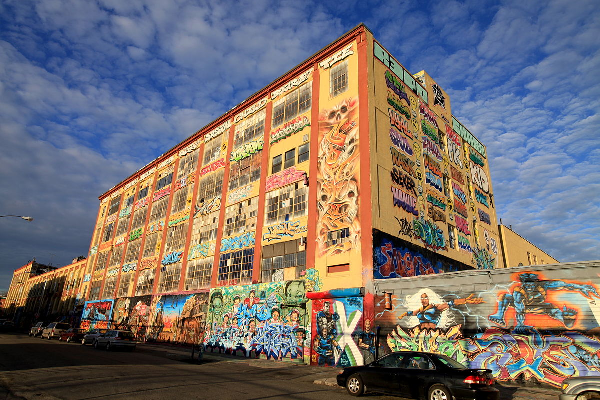 Judge upholds $6.75M judgement against developer who destroyed 5Pointz graffiti