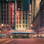 Franck Bohbot, Radio City, urban photography, nighttime photography