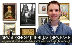 matthew namie, paris framemakers