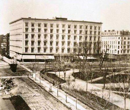 Fifth Avenue Hotel 1860