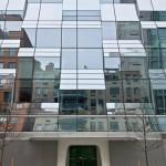 166 Perry Street, Asymptote Architecture, angled glass façade, Fredrik Eklund listing