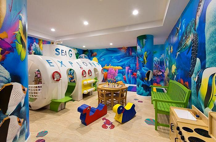 Art Area For Kids Playrooms