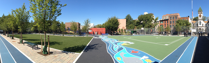 ps 261, ps 261 playground