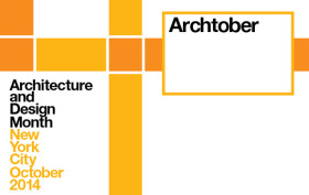archtober 2014, archotber