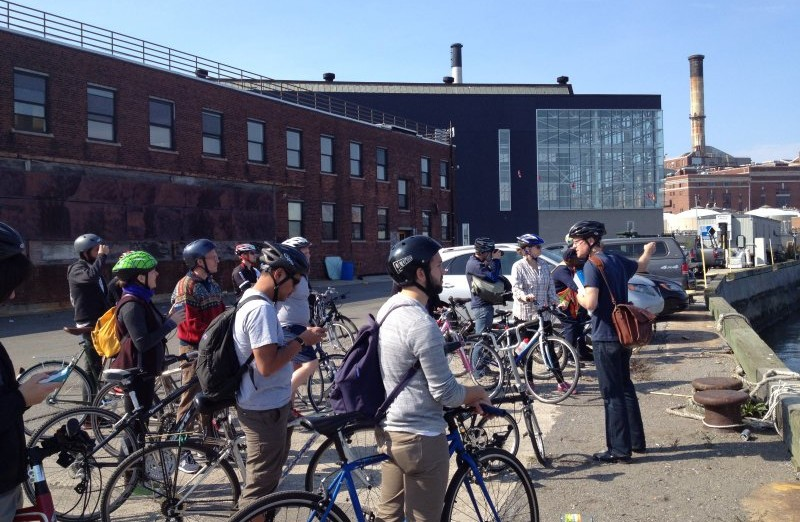 Sustainable Architecture Bike Tour