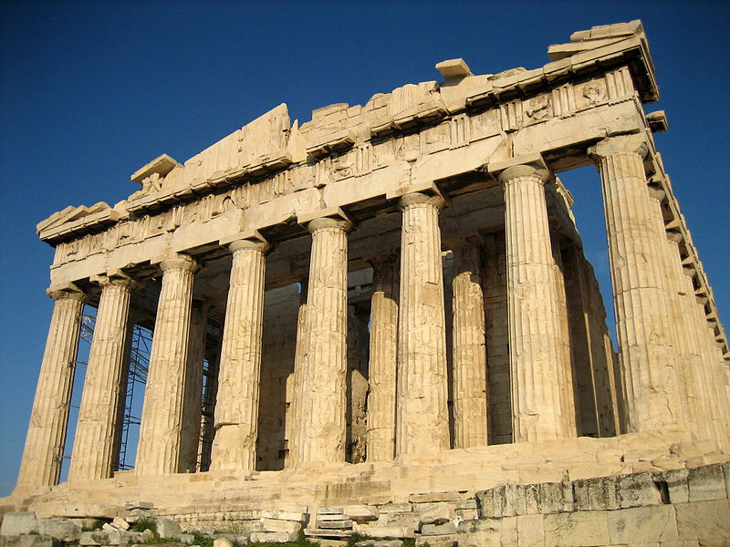 Athens Greece Parthenon, Parthenon, greek architecture