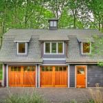 Writer's Studio Barn, Hudson Design Architecture, Garrison NY