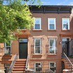 297 Hoyt Street, Christine Chen, Carroll Gardens, Brooklyn brownstone
