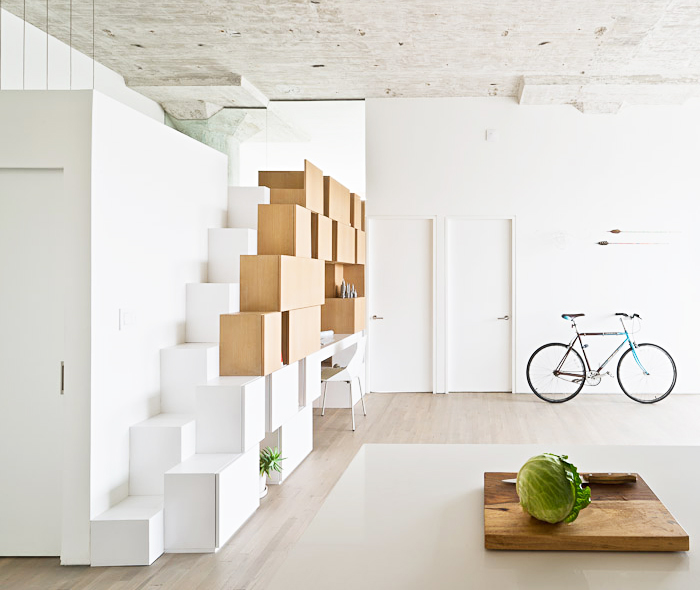 DOEHLER Brooklyn Loft, SABO Project, SABO Architects, Cool brooklyn lofts, brooklyn factory loft