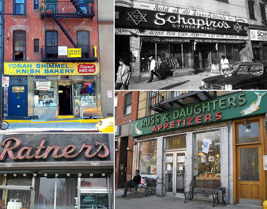 historic les restaurants, historic new york restaurants, historic Lower east side