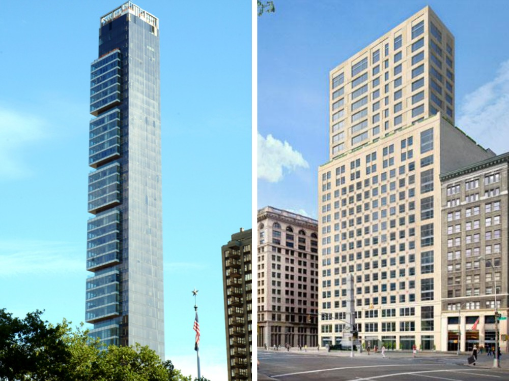 One Madison, 10 Madison Square West