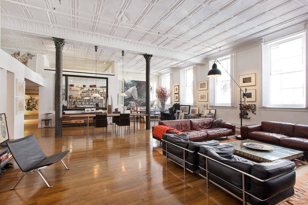 Classic Loft In Soho S Cast Iron Historic District Wants