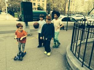 city kids, brooklyn, nyc neighborhoods,