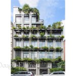 Flowerbox Building, NYC condo, East Village, Vertical Garden, 259 East 7th Street