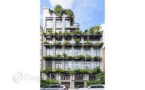 Flowerbox Building, NYC condo, East Village, Vertical Garden, 259 East 7th Street