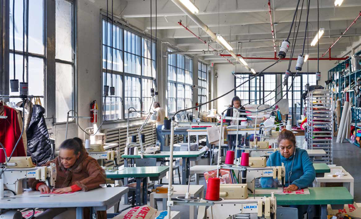 City reveals garment district rezoning plans, citing incentives to move makers to Sunset Park