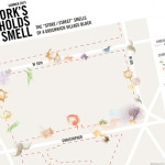 Kate McLean , Kate McLean smellmaps, smellmaps, smell maps, new york's smelliest neighborhood, new york's stinkiest neighborhood
