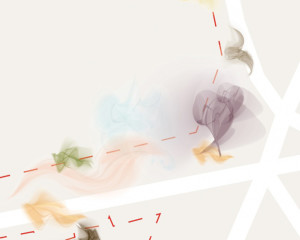 Kate McLean , Kate McLean smellmaps, smellmaps, smell maps, new york's smelliest neighborhood, new york's stinkiest neighborhood