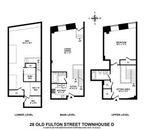 28 Old Fulton Street, Brooklyn Heights