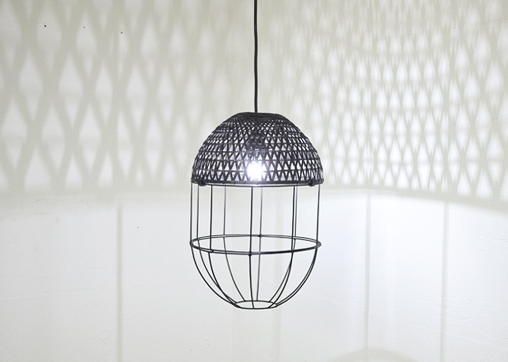 Pop Scandi Thai Bamboo Lights By Ljung Ljung Are A Sophisticated