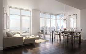388 bridge penthouse , 388 bridge, brooklyn's tallest tower