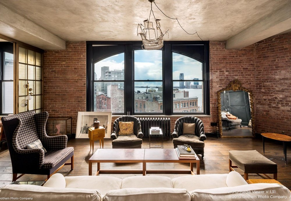 Kirsten Dunst Lists Soho Penthouse for 12500 a Month 6sqft