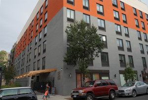 New Amsterdam School 62 Avenue B, New Amsterdam School, 62 Avenue B, waldorf school manhattan, Ben Shaoul, 62 bloom