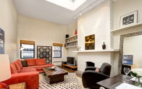 206 East 18th Street #6, Gramercy Park, apartment with skylight, pied-a-terre