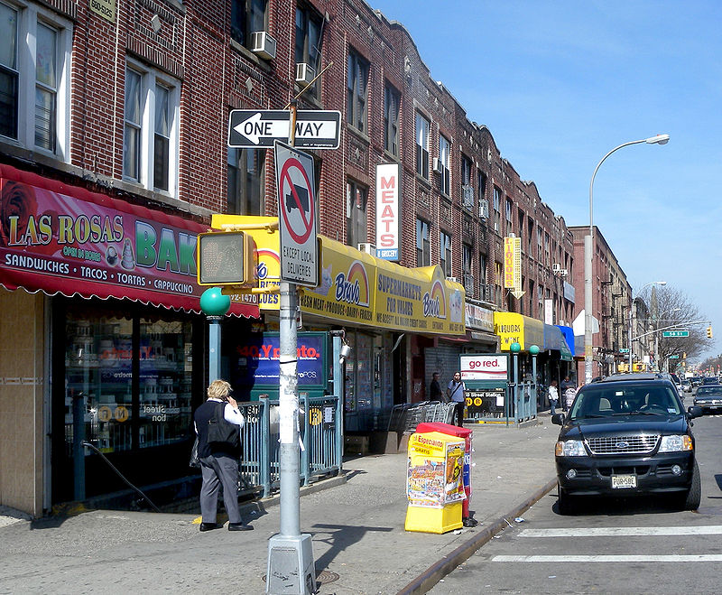 Sunset Park, Brooklyn, Subway, NYC Neighborhood