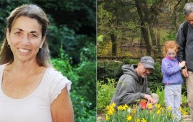 Sara Cedar Miller, Larry Boes, Central Park