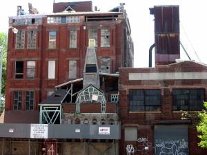 Broken Angel House