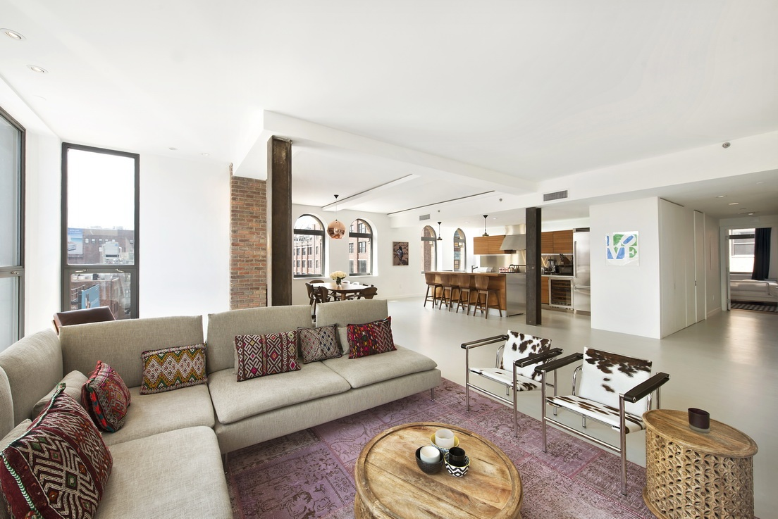 Let Kevin Bergin Create Your Dream Home in this $22M Chelsea Pad | 6sqft