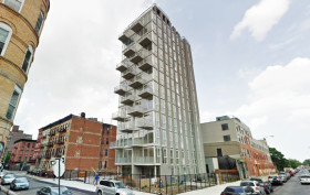 11 spencer court, bed stuy condos, tallest residential building in bed stuy,