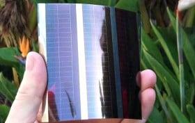 Victorian Organic Solar Cell Consortium, CSIRO, printable solar panels, solar ink, solar technology