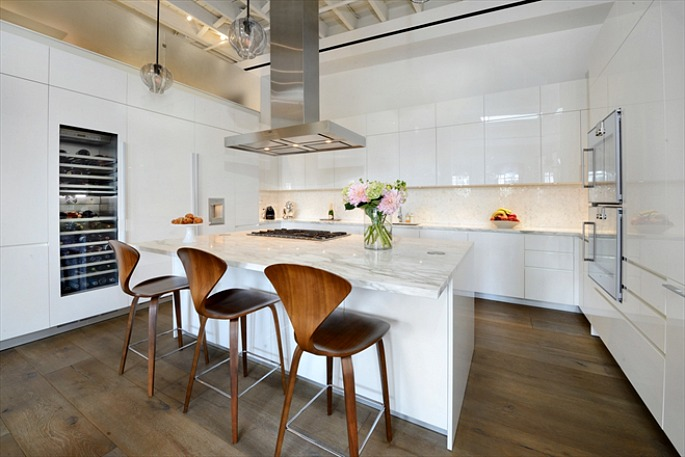 463 Greenwich Street Penthouse