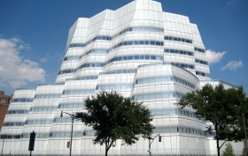 IAC Building, Frank Gehry